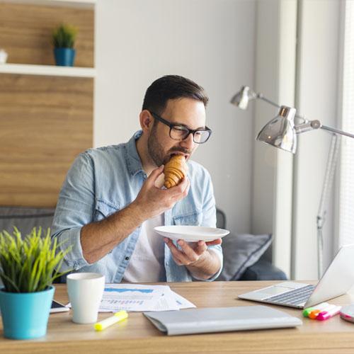 Ernährungsberatung - Achtsam essen, Stress, Multitasking