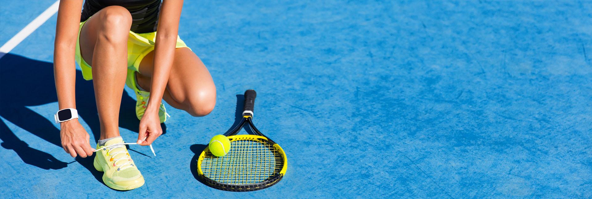Ernährungsberatung - Ernährung für Freizeitsportler, Tennis